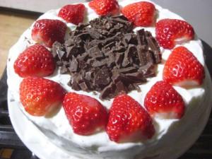 ケーキちょこ増量